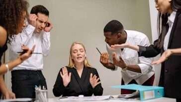 workplace rudeness